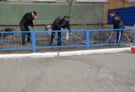 СУББОТНИК ( 12.04.2014 )